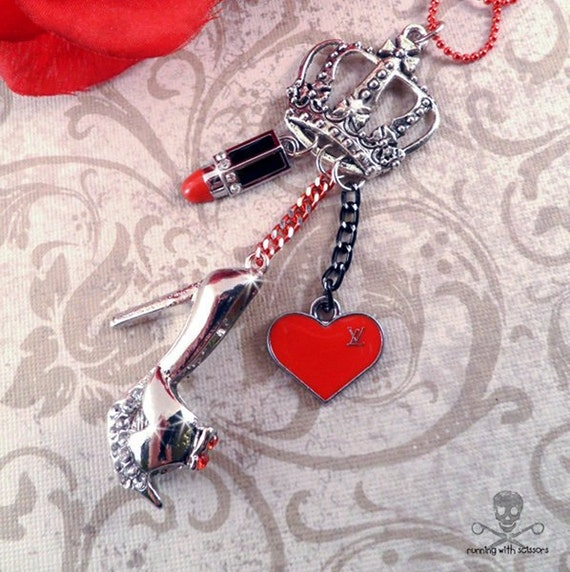 MATERIAL GIRL - Charm Necklace