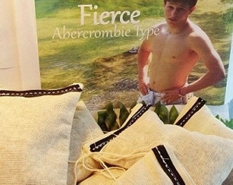 Fierce-Abercrombie Type 3 Toss In Dryer Bags Dryer/Car Sachets