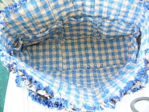 Ashlawnfarms Rag Quilt Purse Pattern Instructions Pdf