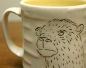 Bactrian Camel mug