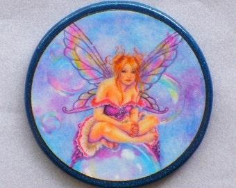 BUBBLE FAIRY Talisman Amulet Witch Wicca