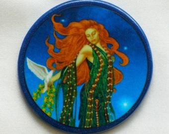 APHRODITE GODDESS Talisman Amulet Witch Wicca