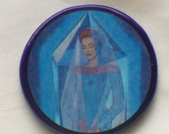CRYSTAL DREAM Talisman Amulet Witch Wicca