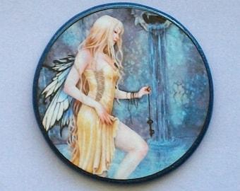 FAIRY'S KEY Talisman Amulet Witch Wicca