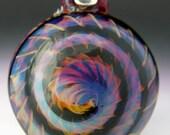 Purple Zapp Pendant