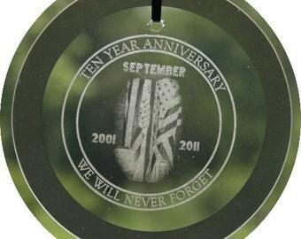911 - Ten Year Anniversary. . . GOD BLESS AMERICA