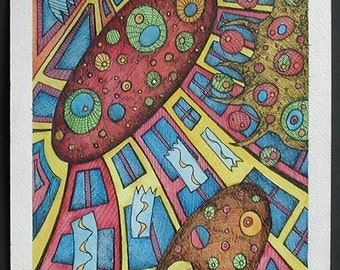 Nucleus Painting 9