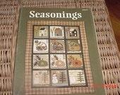 Seasonings by Jan Patek Sue Spargo Rug Hooking, Quilting Patterns PRHG