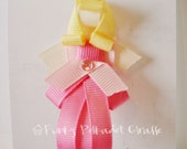 Sleeping Beauty Princess Hair Clip