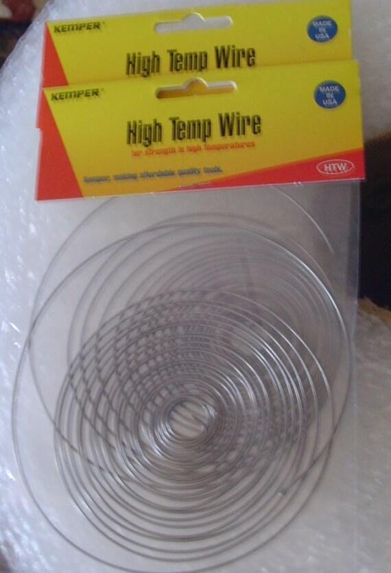 high temperature wire kemper 24 gauge stamen