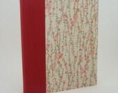RESERVED - Cream Plum Blossoms Photo Album