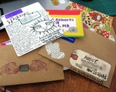 snail mail treat