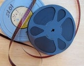 Vintage 16mm Motion Picture Film Strip