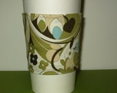 Eco-smart Coffee Cup Sleeve