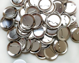 """250 CUSTOM 2.25"""" Pinback Buttons - Perfect for bands, weddings, parties, gifts, showers, events, fundraisers, etc."""