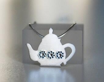 Tea Pot Pendant