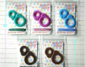 Twiggy Twiggy Blythe Pull Ring - Full 5 Deep Colors Package