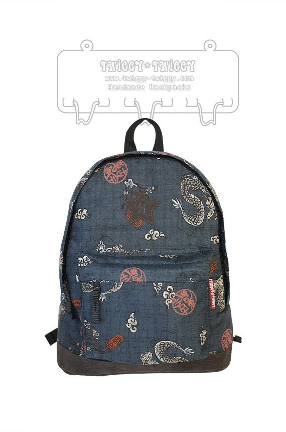 Twiggy-Twiggy Chinese Dragon Toddler's Backpack