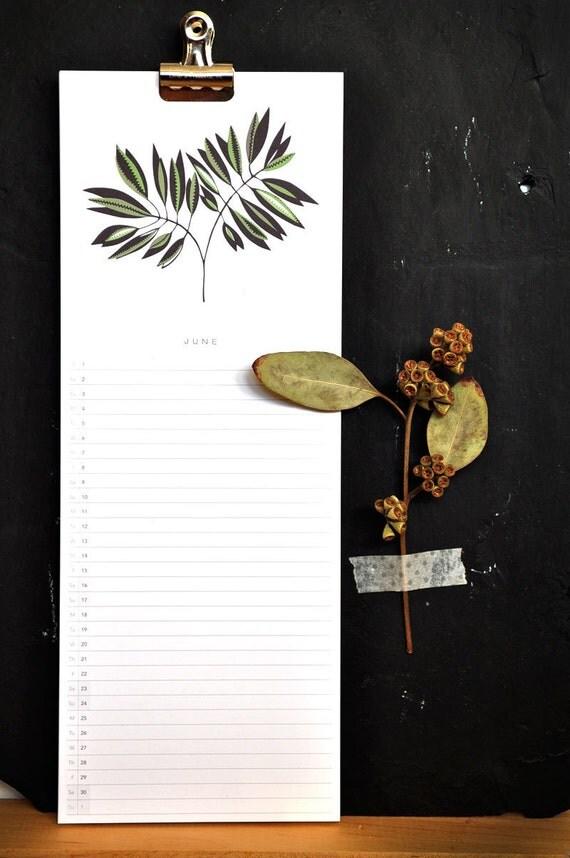 amymarcella 2012 Wall Calendar