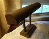 Industrial mid-century heavy desk lamp