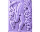 Bacchus Soap Mold
