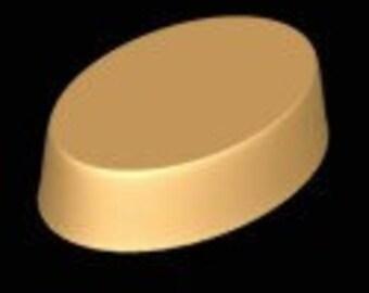 Basic Oval Soap Mold