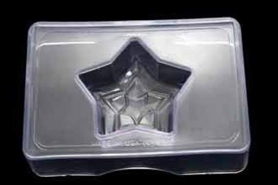 Star Flexible Soap Mold