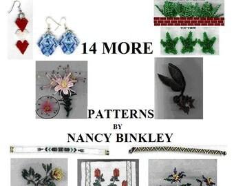 14 More Patterns Book VIA PDF