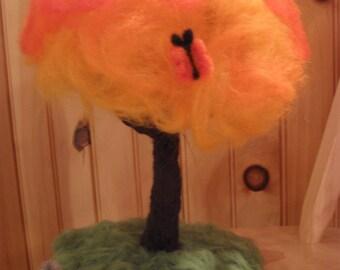Spirit  Art Tree All Season Sculpture by Artist Karen Clothier