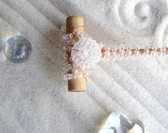 Mini tabletop Zen Garden Rake - Handmade in Oregon U.S.A.- Lady Gaga