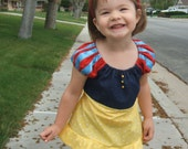 Snow White Shorts set in any size 6 months- 8/10