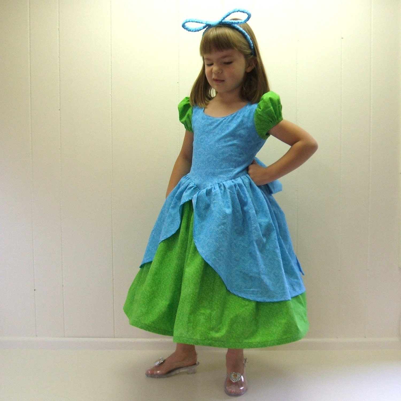 Cinderellas BEAUTIFUL Stepsister DRIZELLA Ball Gown