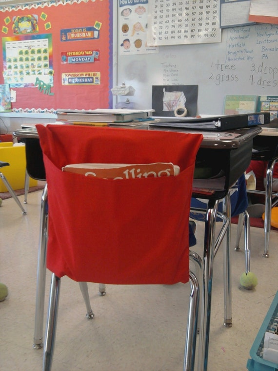 Chair Bags for School