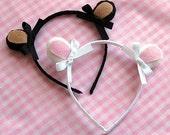 Black Bear Headband