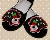 Hedgehog Mary Jane Shoes - size 7