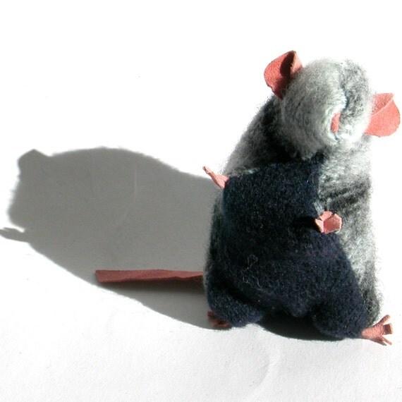 Sweater Scrap Rat