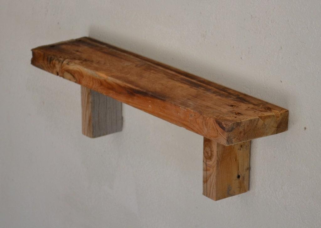 Barn Wood Wall Shelf 24 Inches Wide 5 25 Inches By Barnwood4u