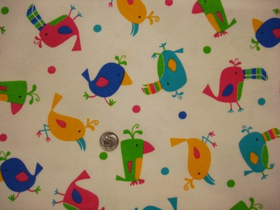 Cute Colorful Toucon Birdies 3 yards