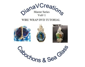 WIRE WRAP DVD Tutorial, 7 bails, 3 different settings
