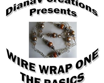 WIRE WRAP 1 DVD Tutorial beginners