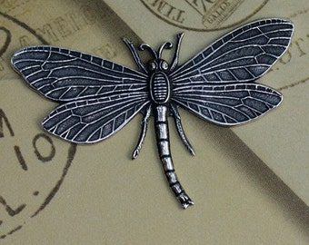 Silver Dragonfly Finding 1358