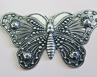 Silver Butterfly Finding 2917