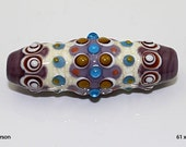 Tribal series focal bead (15)