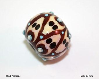 Cow Skull Bead 2 (64) Brad Pearson