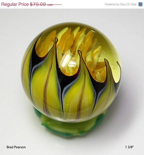 ON SALE Floral Implosion Marble (226) Brad Pearson
