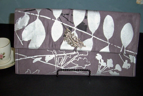Clutch Purse - Upcycle/Recycle