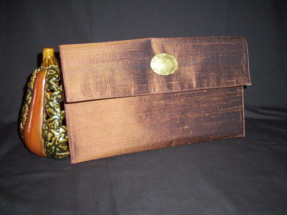 Placemat Purse : RESERVED for Ksenya Placemat Clutch Purse OOAK by nitebyrd