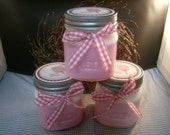 COTTON CANDY 8 oz. Mason Jar Candle