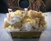 Apple Crisp Scented Grubby Loaf Candle