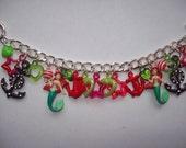 Under the Sea -charm bracelet